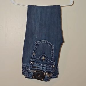 Miss Me signature-rise bootcut jeans Size 31